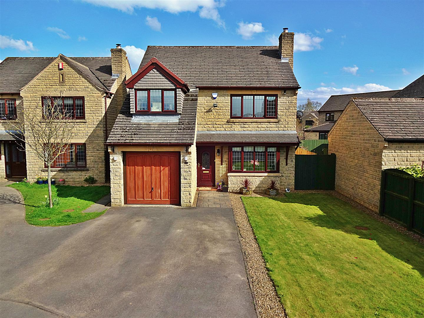 Greenholme Close, Burley In Wharfedale, LS29 7RN